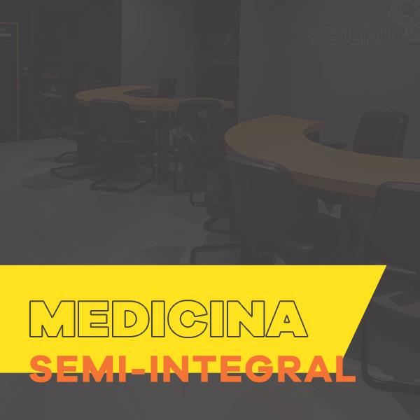 Turma - Medicina Semi-Integral